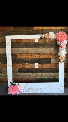 Bridal shower photo booth frame                                                                                                                                                                                 More