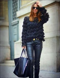 Luxe in Leather