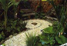 NZ garden design | NZ Top Garden and Landscape Designer by Award Winning Ben Hoyle. Blue ... Small Landscape Trees, Beautiful Landscape Paintings, Landscape Edging, Landscape Drawings, Cool Landscapes, Modern Landscape Design, Landscape Concept, Vintage Landscape, Garden Landscape Design