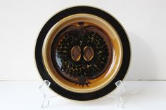 Arabia Finland Fructus 8 Plate by Gunvor by foxbride on Etsy