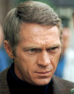 """<3 Terrence Stephen """"Steve"""" McQueen (March 24, 1930 – November 7, 1980) was an American movie actor. - aka Josh Randall/Wanted Dead or Alive - Bullet"""
