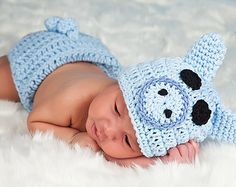 Mickey HAT, Diaper Cover with Tail,Yellow Bow Tie gloves shoes,sizes Preemie…