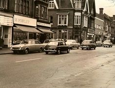 Foster Brothers 1968  Kings Heath