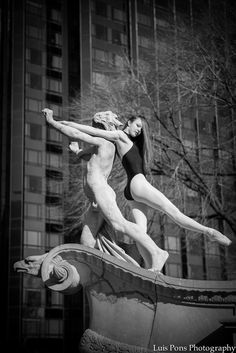 """So we can reflect and look at these landmarks that we're used to."" 