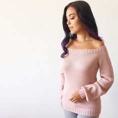 Ravelry: Forever April Sweater pattern by Life Is Cozy