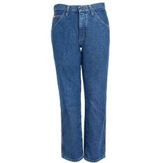 Wrangler Riggs Jeans Men's Relaxed Fit FR Work Jeans FR3W050