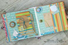 Baby Scrapbook, Scrapbook Albums, Scrapbooking, Blog, Log Projects, Mini Albums, Cardboard Paper, Cartonnage, Home