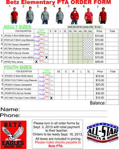 Spirit Order Form Template Fillable on printable order forms templates, fillable payment receipt forms, cd pre-order forms templates, fillable certificates templates, fundraiser order sheet templates,