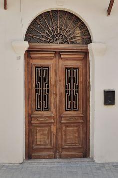 Old Nicosia Door