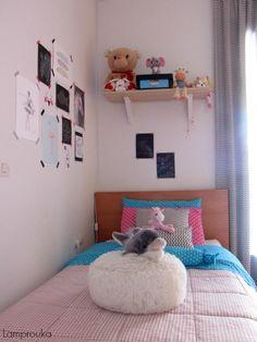 Παιδικό υπνοδωμάτιο (το πριν και το μετά).