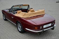 #Jensen #interceptor #Mk3 #Convertible Dream Cars, Convertible, Jensen Interceptor, Living In Car, Riding Quotes, British Sports Cars, Collector Cars For Sale, Gt Cars, Cars And Coffee