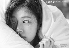 HyunA 6th Mini Album concept photo.
