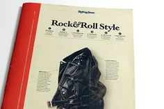 Rolling Stone Italy Debuts Rock & Roll Style, Vol. Little Fashion, Boy Fashion, Rock And Roll Fashion, Sharp Dressed Man, Classic Man, Rolling Stones, Rock N Roll, Men Dress, Books To Read