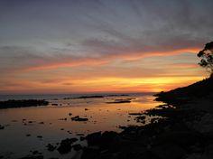 Tramonto su #Menfi, #Agrigento, #Sicilia - #Sunset #Sicily #Italy