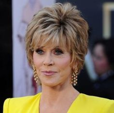 """Jane Fonda Hairstyles It is said that your body language speaks louder than your word.Read More """"Jane Fonda Hairstyles"""" Easy Hairstyles For Medium Hair, Easy Hairstyles For Long Hair, Modern Hairstyles, Short Hairstyles For Women, Gorgeous Hairstyles, 70s Hairstyles, Hairstyle Ideas, Short Layered Hairstyles, Hairstyle Short"""
