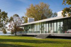 Proyecto: Casa Tred Avon River  Arquitecto: Robert M. Gurney  Ubicación: Maryland, EE.UU.