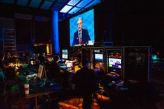 Behind the scenes look during Endocrine Society #iceendo2014 in Chicago!