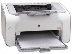 Impressora HP LaserJet Pro P1102 - Laser Monocromática USB com as melhores…