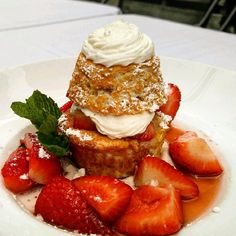 via @hook_and_ladder: Happy Mother's Day from all of us over here. @vinlaz wanted to make something special for all the moms out there and this strawberry shortcake is the (very inspired) result. #sacfarmtofork #mothersday #moms #strawberry #strawberryshortcake #farmtofork #farmtoforkcapital #f2f #weloveyousacramento #bestofthewest : our man Dan Funk
