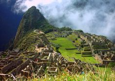 Peru Machu Pichu - One place to go before I die. #bucketlist
