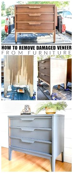 DIY Projects & Painted Furniture Makeovers for your Home Sweet Home home furniture furniture cheap furniture on a budget furniture bedroom