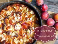 Amandelmeel Pruimentaart - Glutenvrij - Eet Goed Voel Je Goed