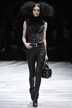 FALL 2008 READY-TO-WEARAlexander McQueenCOLLECTION