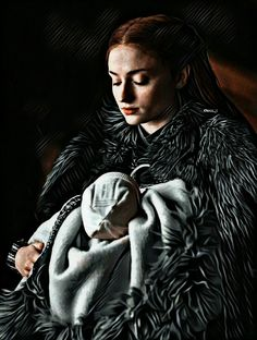 """""""Robert Stuart, Duke of Ross"""" (future king of Scotland) Tyrion And Sansa, Game Of Thrones Sansa, Game Of Thrones Funny, Sansa Stark, Game Of Thrones Artwork, The North Remembers, King In The North, Barbie Movies, Fandoms"""