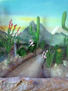 22 Best Desert Diorama images in 2014 | Model building