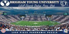 NCAA Brigham Young University - 1000 Piece Jigsaw Puzzle