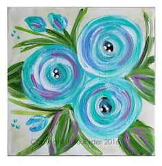 Made-By-Me....Julie Ryder: Flowers and swirls..