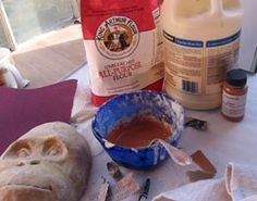 Paper Mache and gesso Recipes - Ultimate Paper Mache