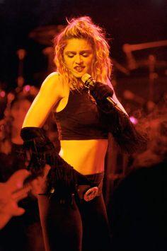 """Madonna (1985) """"The Virgin Tour"""""""