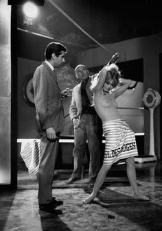 Diary of a Radical Conformist — Brigitte Bardot and Roger Vadim in Please, Not...
