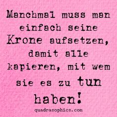 Ach, daran liegt es... True Quotes, Funny Quotes, German Quotes, True Words, Positive Vibes, Cool Words, Quotations, Inspirational Quotes, Positivity