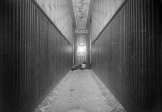 murder, police, hallways, death, art, crime scene, new york city, construction, the road