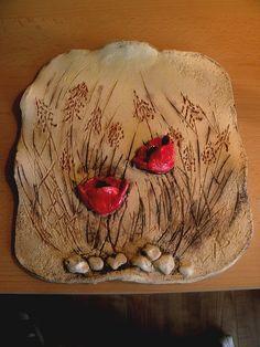 Clay Wall Art, Ceramic Wall Art, Ceramic Clay, Slab Pottery, Ceramic Pottery, Pottery Art, Pottery Sculpture, Sculpture Clay, Diy Clay