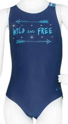 Wild and Free Woven Leotard #leotard #leotards #gymnast #gymnastics…