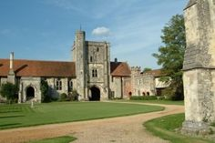 Winchester's Hospital of St Cross, among the Best Things to Do in Winchester: http://www.beyond-london-travel.com/Best-Things-to-Do-in-Winchester.html