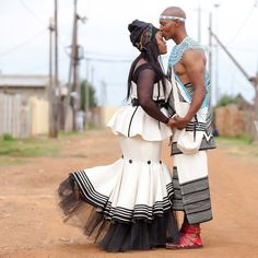Bontle has mad ❤️ for the culture. African Attire, African Fashion Dresses, Xhosa, African Weddings, Pedi, Ballet Skirt, Culture, Skirts, Photography