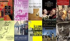 The ARTINFO Bookshelf: 40 Books That Every Artist Should Own, Part I