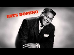 """1949 """"The Fat Man"""" by Fats Domino"""