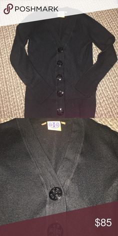 Tory Burch sweater Wool. Perfect condition. Rarely worn Tory Burch Sweaters Cardigans