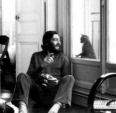 julio cortazar In Which You Pay Close Attention You May Even Want To Shut Your Eyes People Of Interest, Book Writer, Cat People, Love Photos, Big Cats, Cat Lovers, How To Look Better, History, Writers