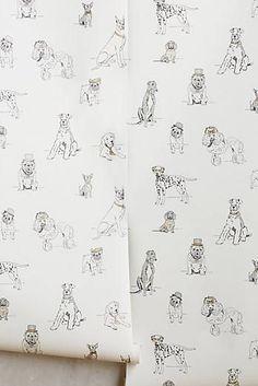 Dog's Life Wallpaper