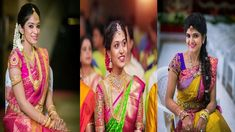 Colorful Indian Wedding at Tribeca Rooftop Kanchipuram Saree Wedding, Wedding Sarees, South Indian Wedding Saree, Wedding Saree Collection, Wedding Highlights, Best Wedding Photographers, Stunningly Beautiful, Wedding Moments, Our Wedding Day