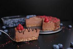 The best vegan Nutella Raw Cake