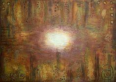 Title:  Far Away   Artist:  Sylvia Sotuyo   Medium:  Painting - Acrylic On Vanvas