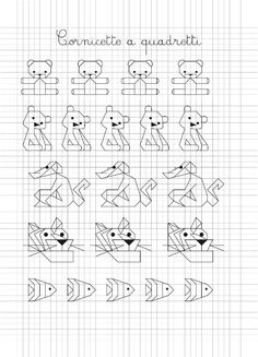 Border (open or fill-in) Motifs Blackwork, Blackwork Embroidery, Embroidery Stitches, Embroidery Patterns, Graph Paper Drawings, Graph Paper Art, Easy Drawings, Cross Stitch Borders, Cross Stitch Patterns