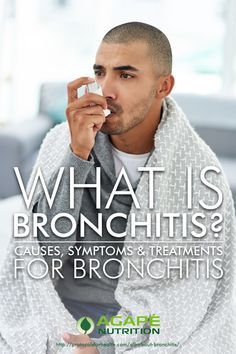 What is bronchitis? Know more about this respiratory condition as we discuss its causes, signs and symptoms, treatment, and prevention. Acute Bronchitis Treatment, Natural Remedies For Bronchitis, Asthma Remedies, Health Remedies, Essential Oil For Bronchitis, Pneumonia Symptoms, Viral Infection, Respiratory System, Lungs